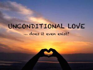 Thế nào là mối quan hệ vô điều kiện ?