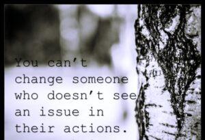 Bạn không thể thay đổi họ nếu họ không muốn