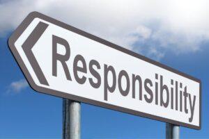 Họ phải tự nhận trách nhiệm cho cuộc đời mình
